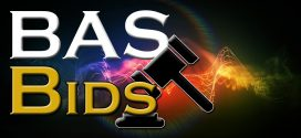 """BAS Bids"" Online Auction!"